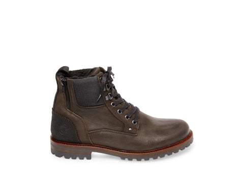 ALDER BROWN LEATHER - Steve Madden