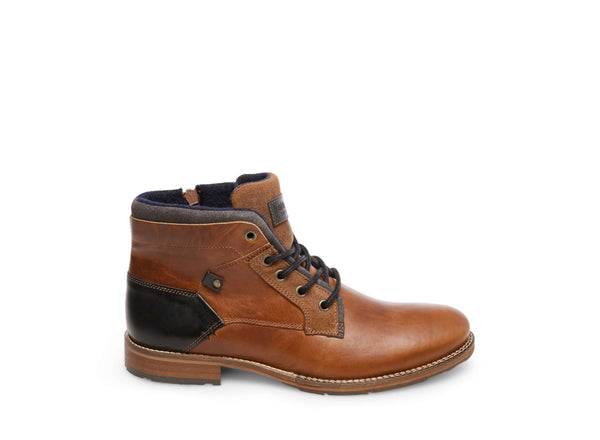 CANYON COGNAC LEATHER - Steve Madden