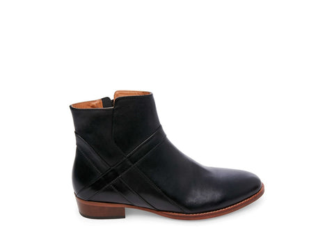 COYOTE BLACK LEATHER - Steve Madden