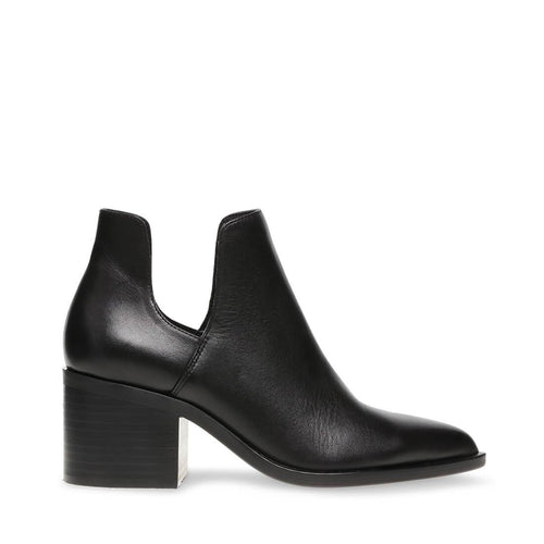 DURAN BLACK LEATHER - Steve Madden