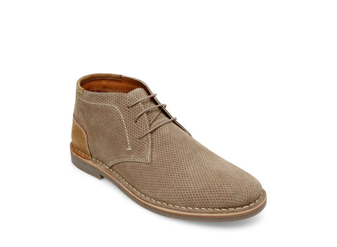 HANSON TAUPE SUEDE - Steve Madden