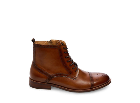HOWARD TAN LEATHER - Steve Madden