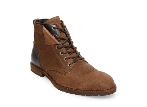 RAMIE COGNAC LEATHER - Steve Madden