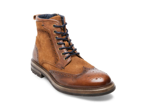 ROWAN CAMEL LEATHER - Steve Madden