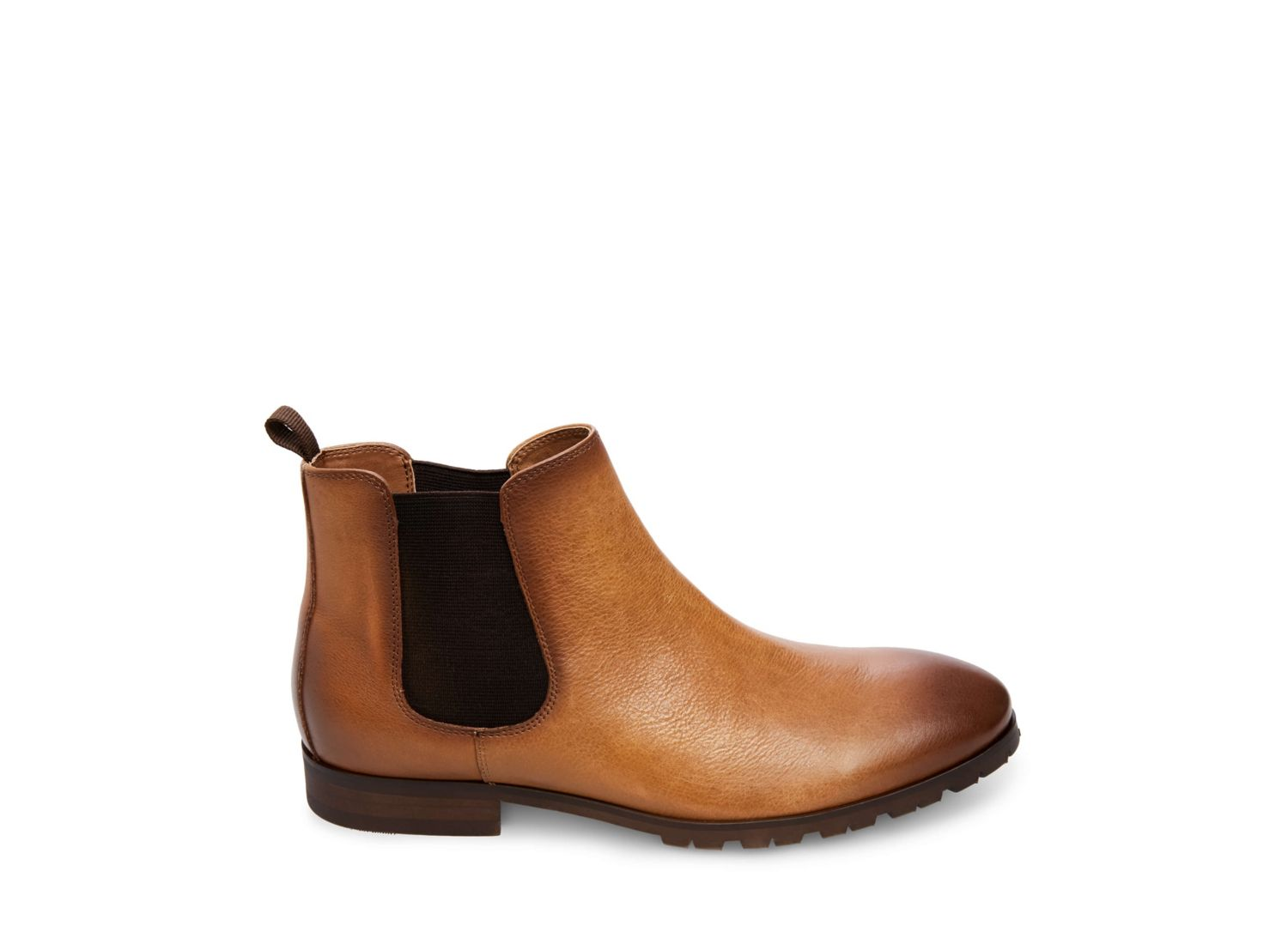 STOW TAN LEATHER - Steve Madden