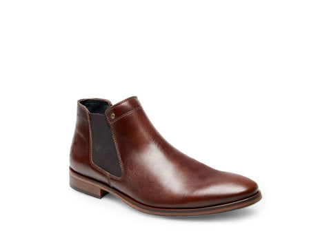 TRANCE BROWN LEATHER - Steve Madden