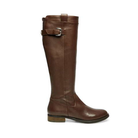 a108fd90d44 ANABELL BROWN LEATHER - Steve Madden ...