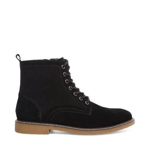 BART BLACK SUEDE
