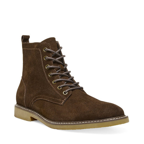 BART BROWN SUEDE