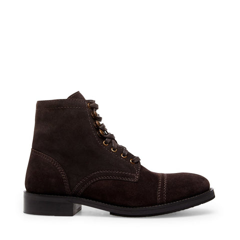 BUDDY BROWN SUEDE