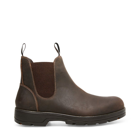 BUILDER DARK BROWN