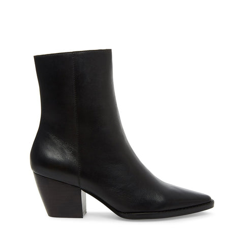 CAMPO BLACK LEATHER - Steve Madden