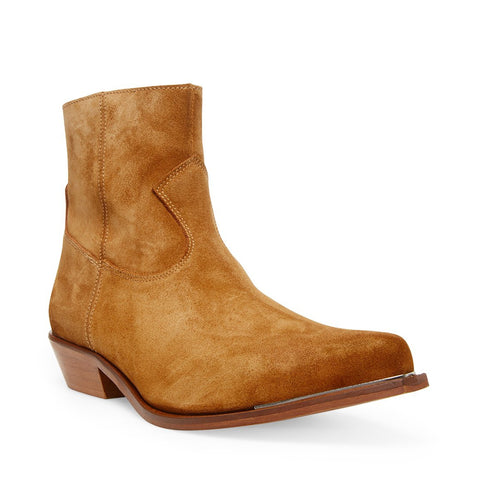 CAPRICORN TAN SUEDE