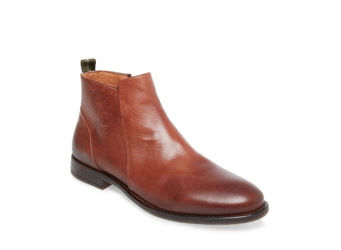 CORTLAND COGNAC LEATHER - Steve Madden
