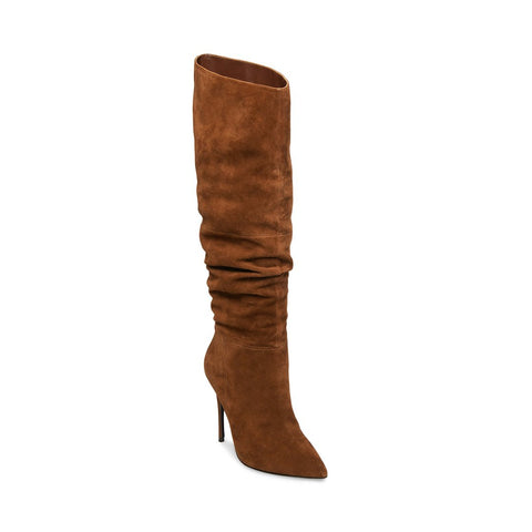 DAKOTA BROWN SUEDE - Steve Madden