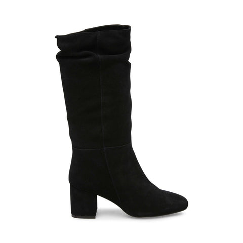 DILEMMA BLACK SUEDE