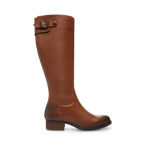 EDIE COGNAC LEATHER