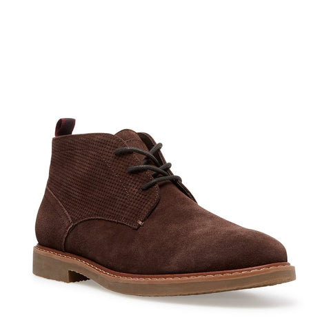 HARDENN BROWN SUEDE