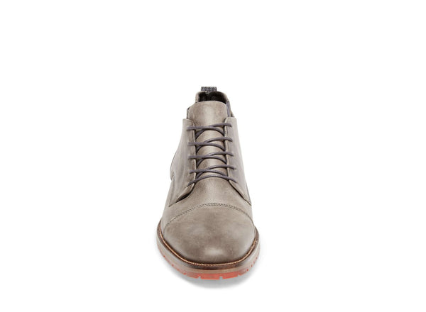 HEMLOCK GREY LEATHER - Steve Madden