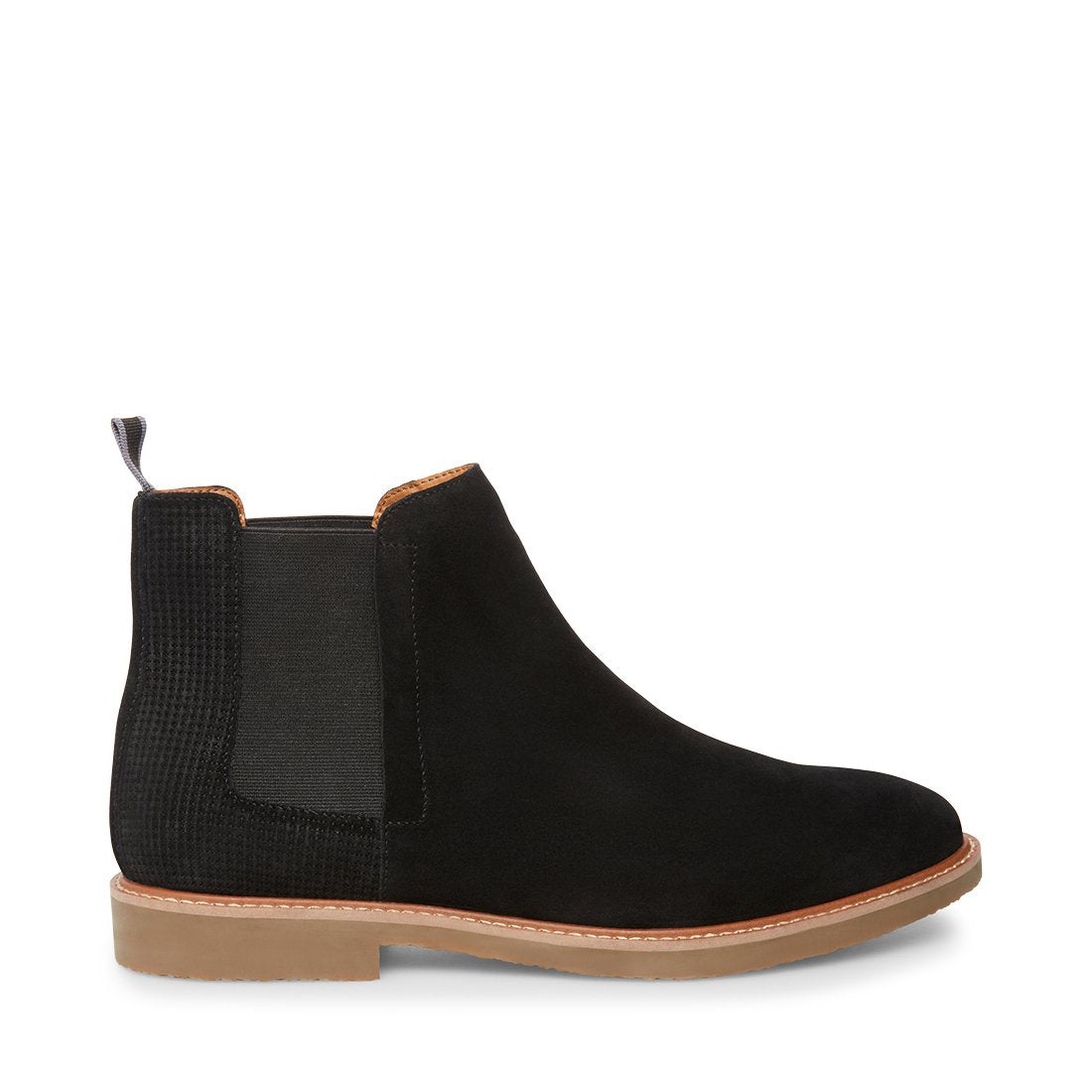 HIGHLYTE BLACK SUEDE - Steve Madden