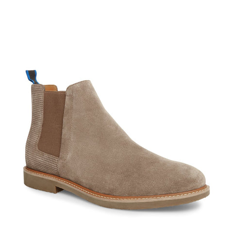 HIGHLYTE TAUPE SUEDE - Steve Madden