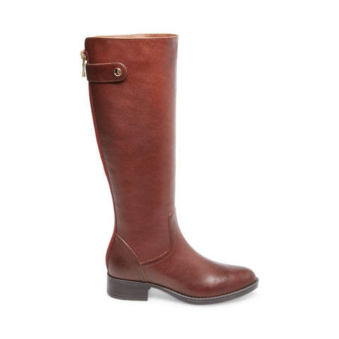 JOURNAL COGNAC LEATHER - Steve Madden
