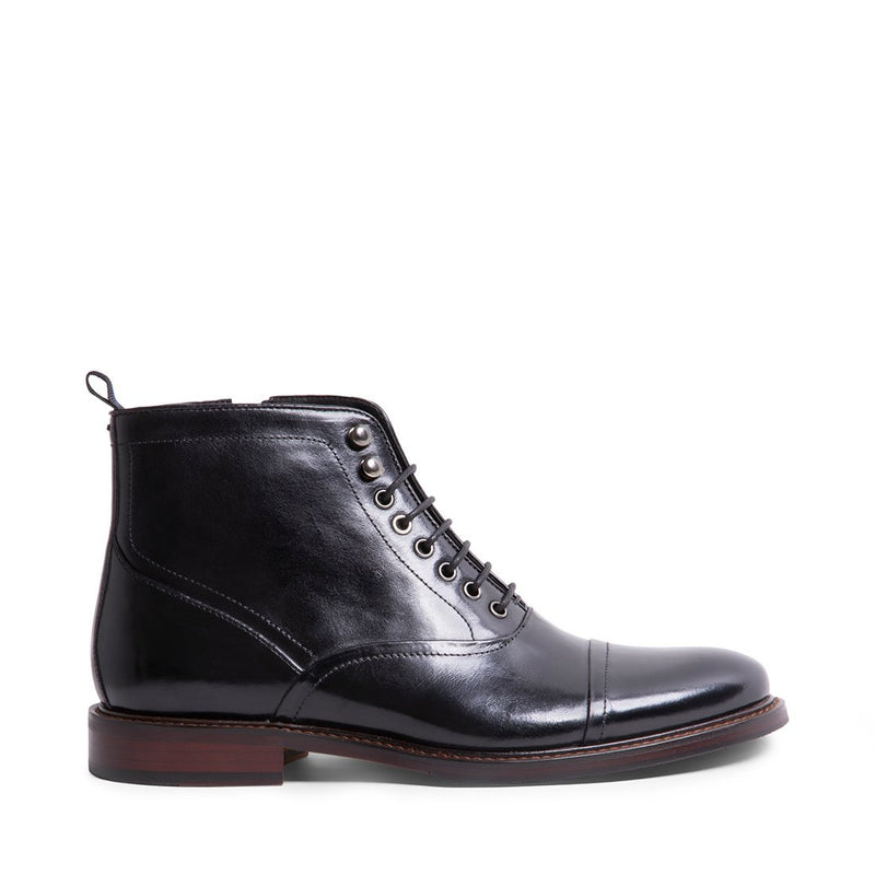 KETONIC BLACK LEATHER