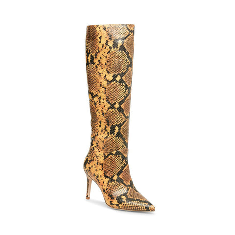 KINGA YELLOW SNAKE - Steve Madden