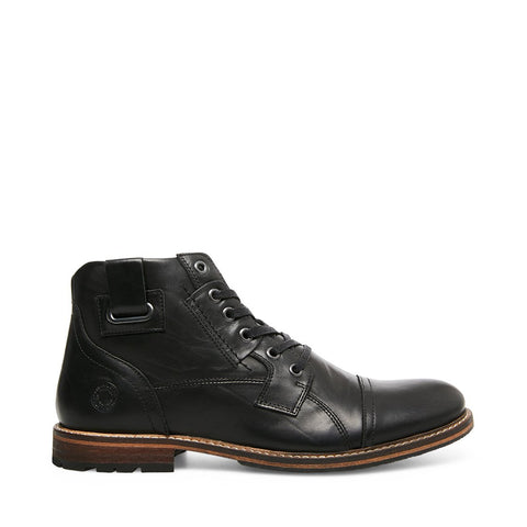 MACQUARIE BLACK LEATHER