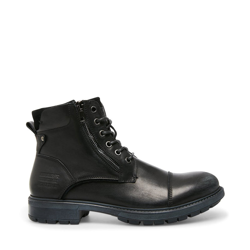 RYKER BLACK LEATHER