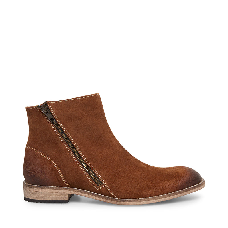 STRATTON BROWN SUEDE