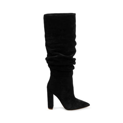 3bd608aeb80 SWAGGER BLACK SUEDE - Steve Madden ...