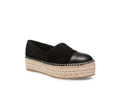 ANGELICA BLACK SUEDE