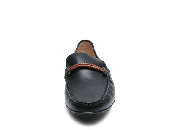 BREEZES-L BLACK LEATHER - Steve Madden