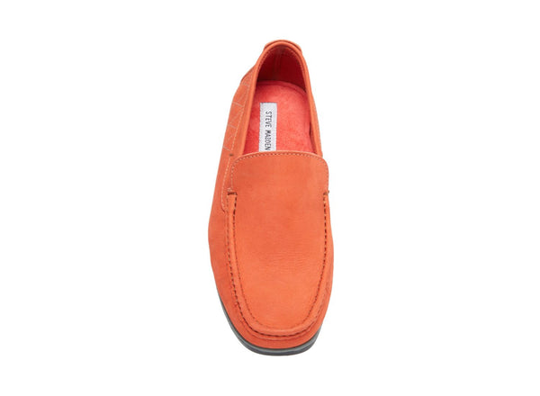 CHATHAM ORANGE NUBUCK - Steve Madden