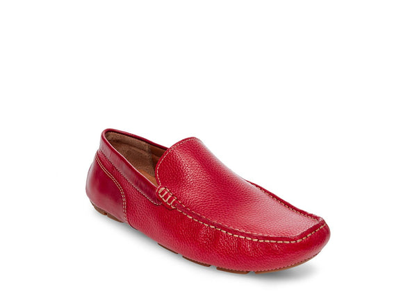 DUNE RED LEATHER - Steve Madden