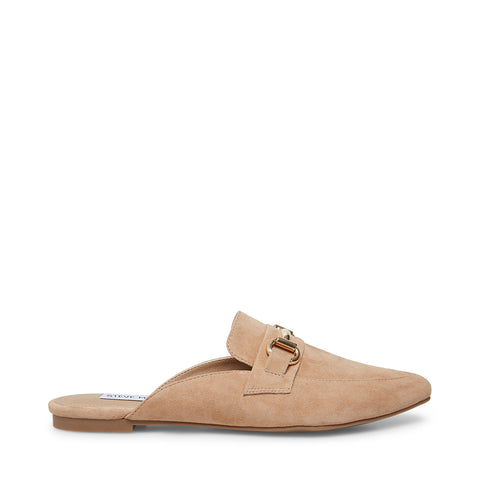 FORTRESS TAN SUEDE