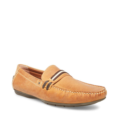 GRAB TAN LEATHER - Steve Madden
