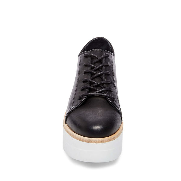 KIMBER BLACK LEATHER - Steve Madden