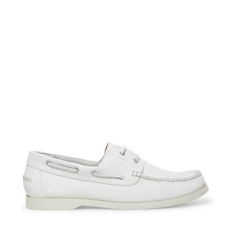 MARINE WHITE LEATHER