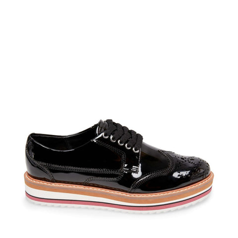 MOVE BLACK PATENT - Steve Madden