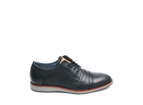 PINE BLACK LEATHER - Steve Madden