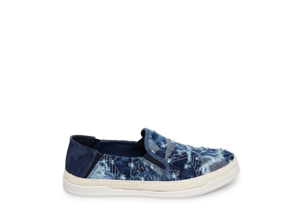 SEWARD DENIM FABRIC - Steve Madden