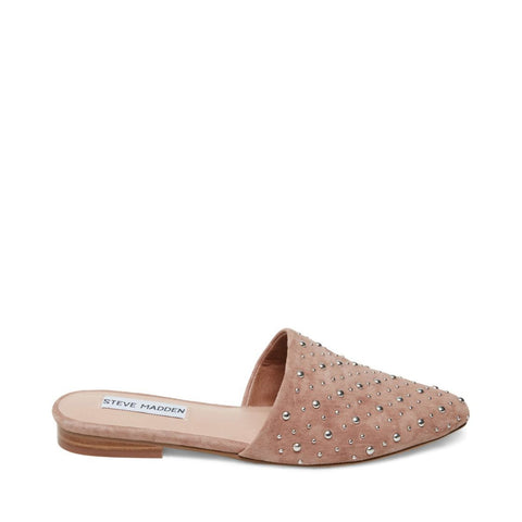 TEMPO TAN SUEDE - Steve Madden