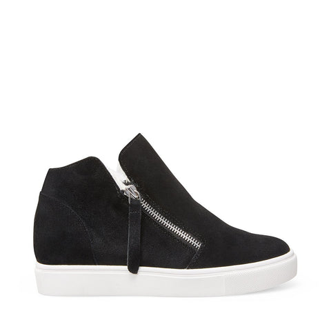 CALIBER-F BLACK SUEDE