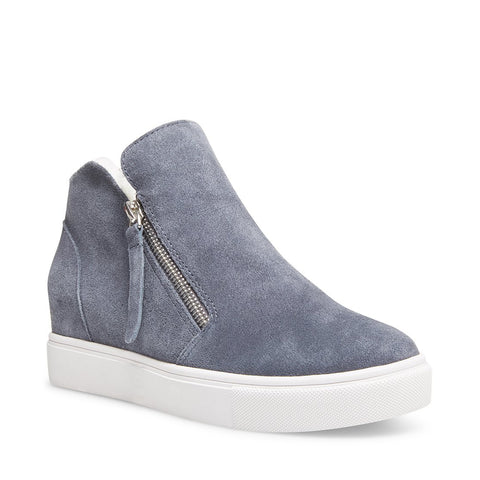 CALIBER-F GREY SUEDE