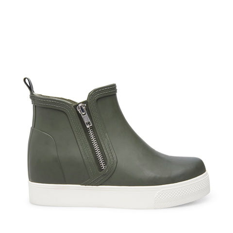 WEDGIE-RAINBOOT OLIVE