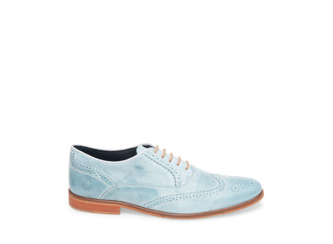 ANISE BABY BLUE LEATHER