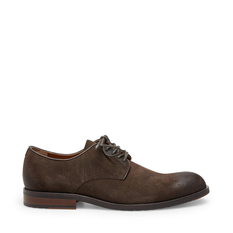 BRITON BROWN SUEDE