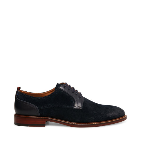 CARLYLE NAVY SUEDE